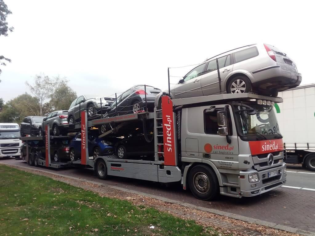 ściąganie aut z Niemiec na zamówienie