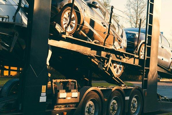 lohra do transportu dużej ilości aut